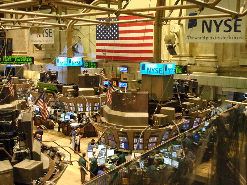 New York Stock Market NYSE