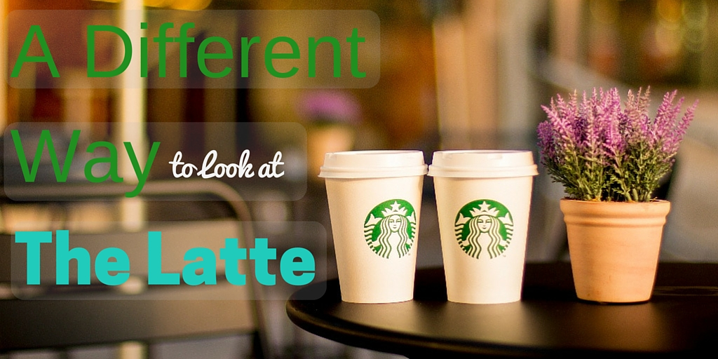 A Different Way To Look at the Latte