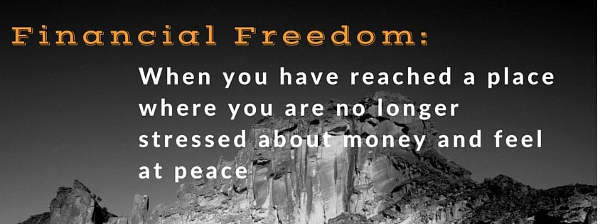 Financial Freedom Definition