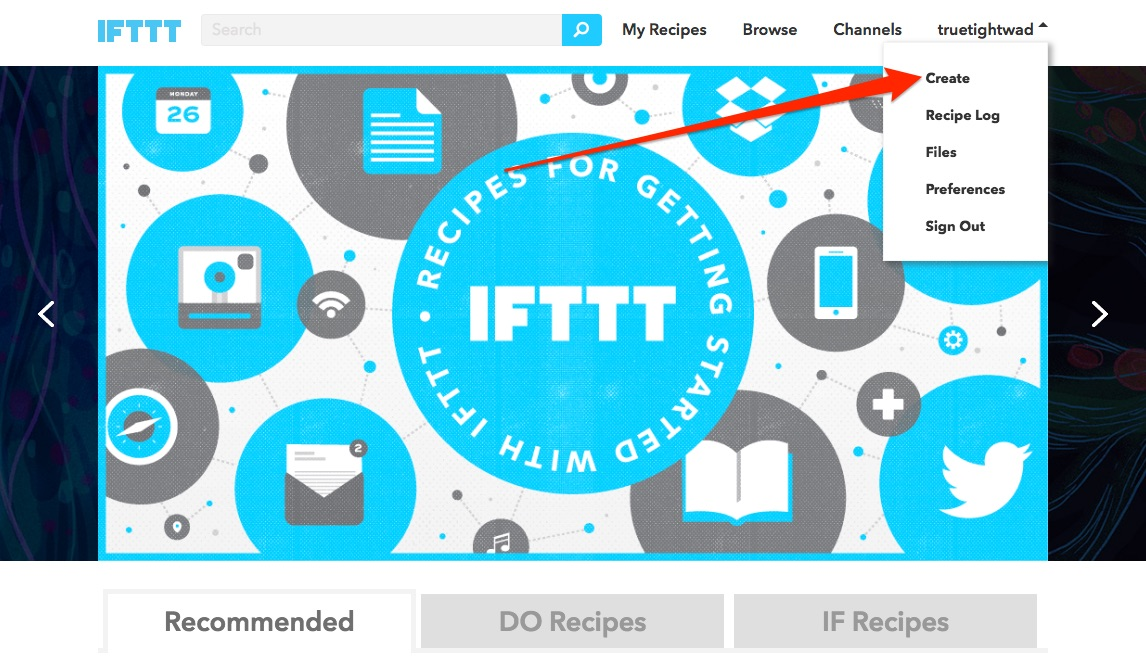 IFTTT Choose Financial Freedom Hack pic03