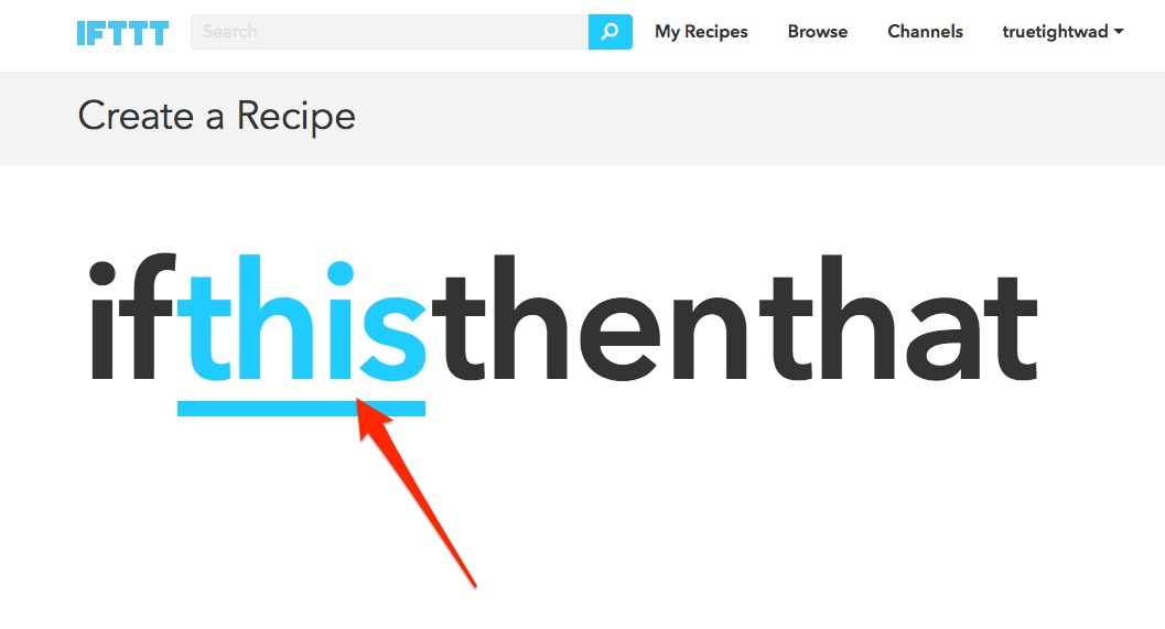 IFTTT Choose Financial Freedom Hack pic04