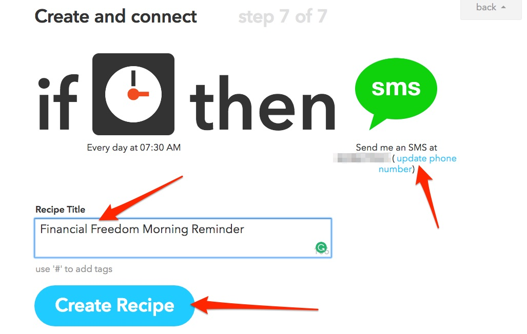 IFTTT Choose Financial Freedom Hack pic12