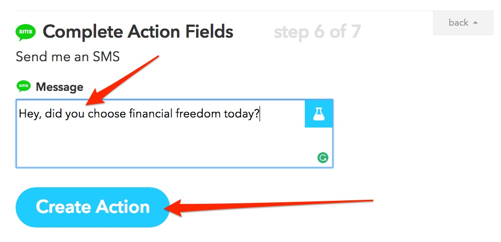IFTTT Choose Financial Freedom Hack pic15