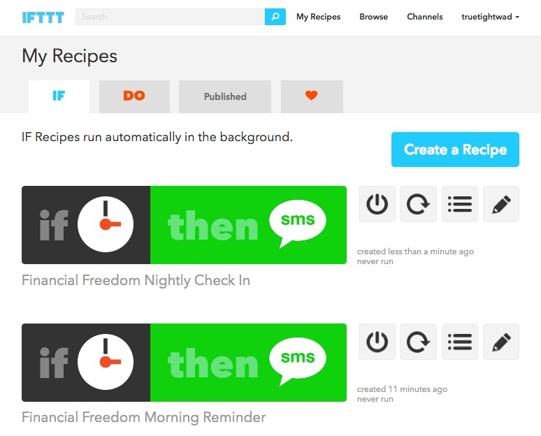 IFTTT Choose Financial Freedom Hack pic16