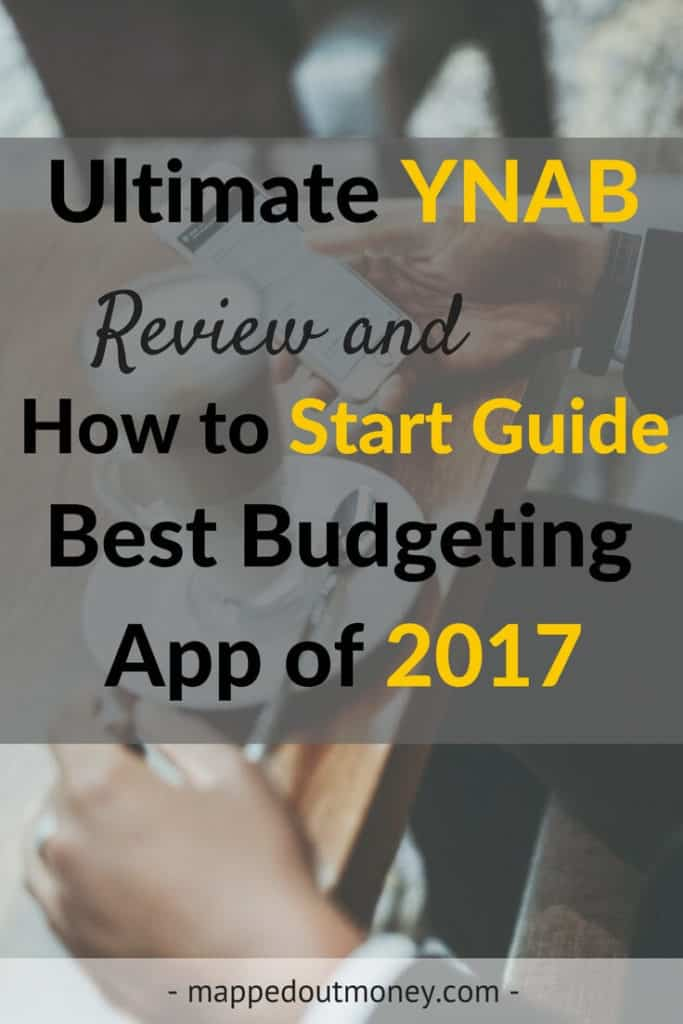 Ultimate YNAB Review and How To Start - Best Budgeting App 2017 Tall