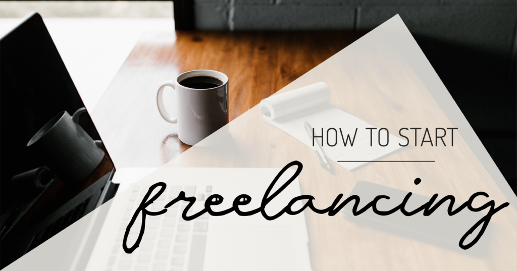 how to freelance
